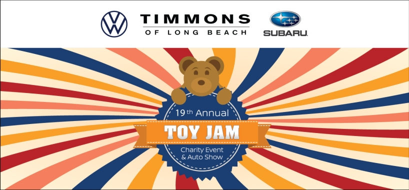 Annual Timmons Toy Jam Charity Event for the Kids